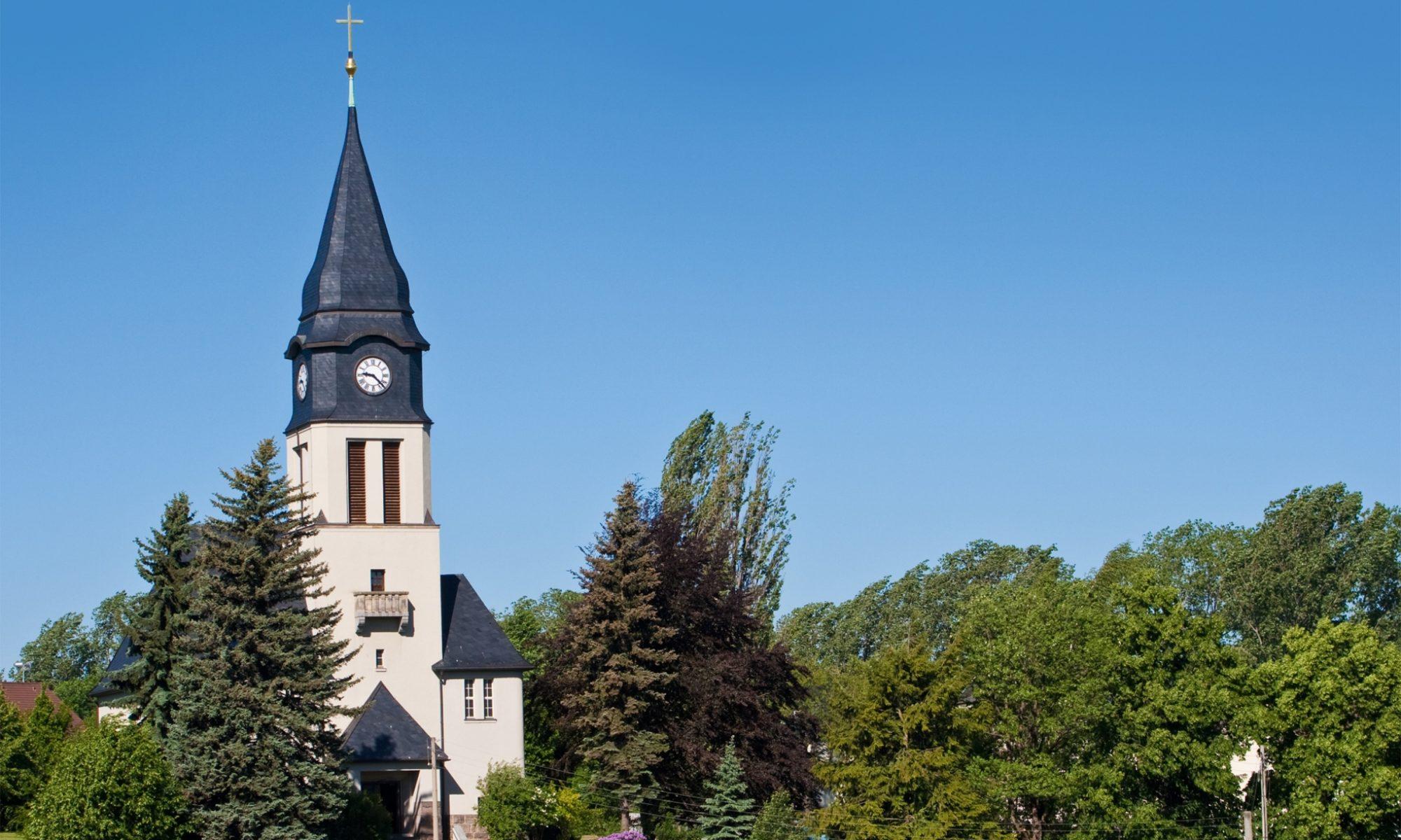 Förderverein Ev.-Luth. Kreuzkirchgemeinde Chemnitz-Klaffenbach e. V.